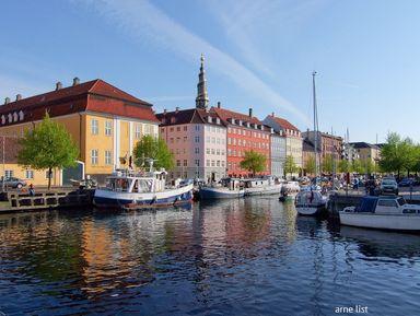 Экскурсии в Копенгагене