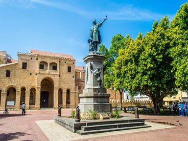Обзорные и тематические экскурсии в городе Санто-Доминго