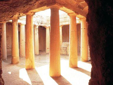 Обзорные и тематические экскурсии в городе Пафос