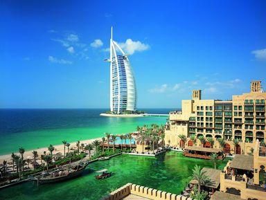 Обзорные и тематические экскурсии в городе Дубай