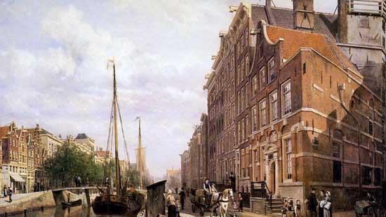 Экскурсия в Амстердаме