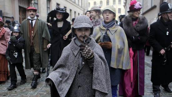 4 января 2014: Зимние каникулы с Шерлоком Холмсом