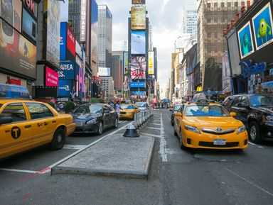 Обзорные и тематические экскурсии в городе Нью-Йорк