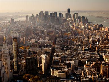 Экскурсии в Нью-Йорке