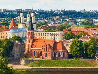 Обзорные и тематические экскурсии в городе Каунас
