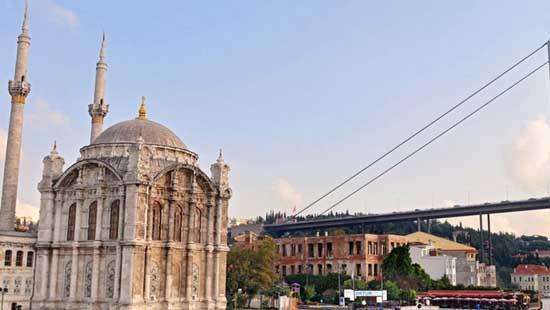 Экскурсия в Стамбуле