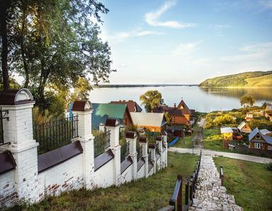 Обзорные и тематические экскурсии в городе Свияжск