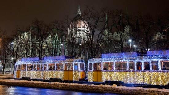 В Будапешт на Рождество