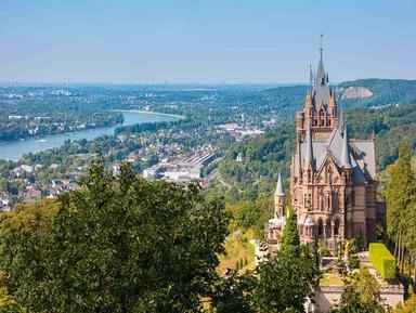 Обзорные и тематические экскурсии в городе Бонн