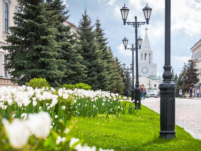 Казань в миниатюре: секреты Кремлевской улицы