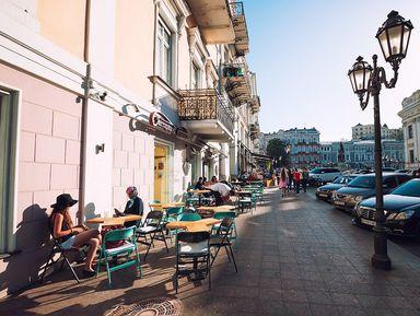 Экскурсия в Одессе: Добро пожаловать в Одессу!
