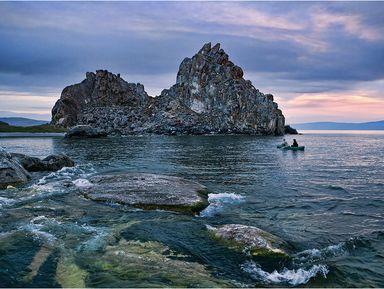 Экскурсия в Иркутске: Места силы острова Ольхон