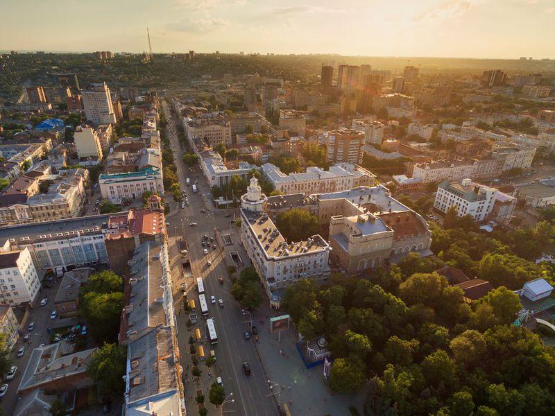 Из Уфы в Ростов