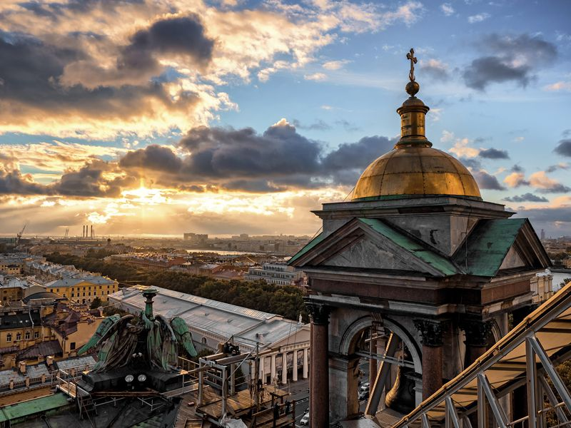Экскурсия Петербург как наладони— 300 лет назад исегодня