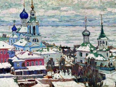 Древности Ростова Великого. Обзорная экскурсия