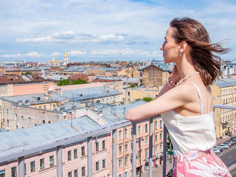 Пять панорамных крыш Петербурга