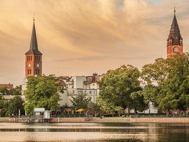 Экскурсия в Берлине: Кёпеник— город вгороде