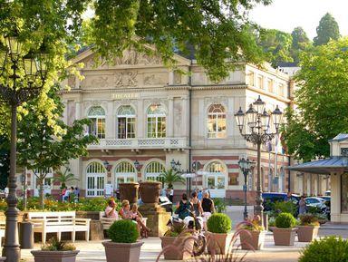 Следы русской культуры в Баден-Бадене
