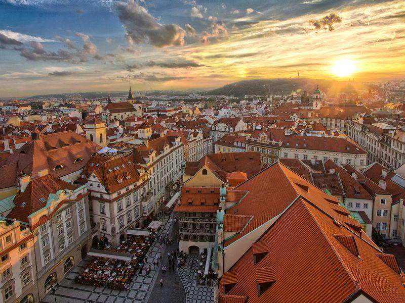 Экскурсия Пакет экскурсий «Вокруг Праги»