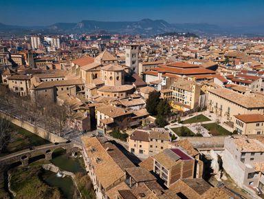 Из Барселоны — в средневековый Вик!