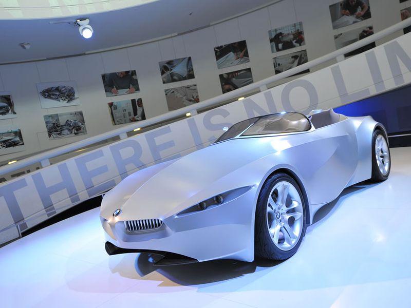 Экскурсия Хай-тек и футуристические технологии BMW