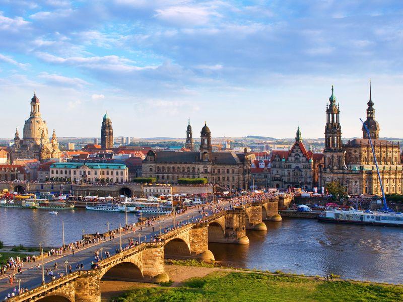 Экскурсия Дрезден —немецкая Флоренция