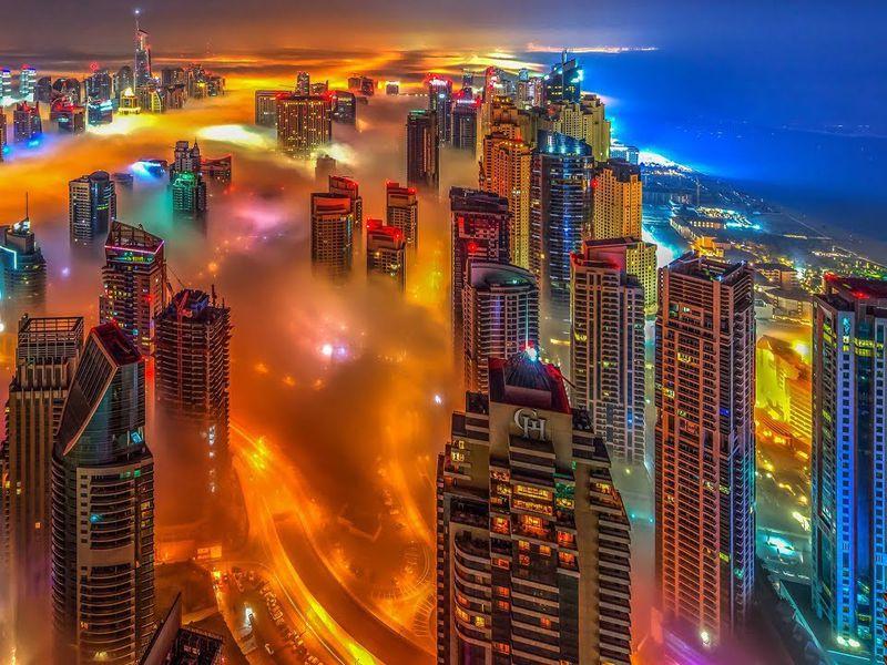 Экскурсия Дубай — будущее в настоящем
