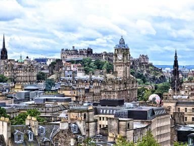 Экскурсия в Эдинбурге: Эдинбург и его замок: обзорная прогулка