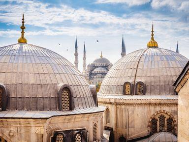 Султанахмет: историческая прогулка