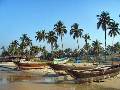 Морская прогулка в Гоа