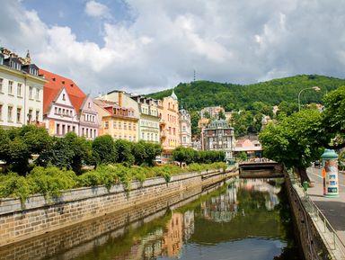Групповая экскурсия из Праги в Карловы Вары и на завод Крушовице