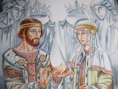 Сказ о любви Петра и Февронии