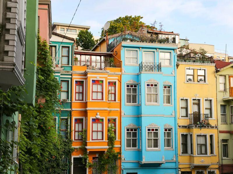 Экскурсия Необычный Стамбул