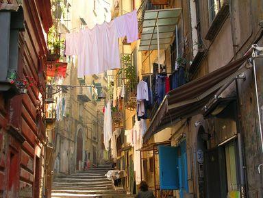 Экскурсии и гиды - Неаполь