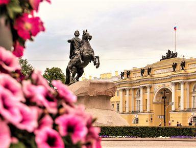 """Экскурсия """"«Окно в Европу» — знакомство сПетербургом"""": фото"""