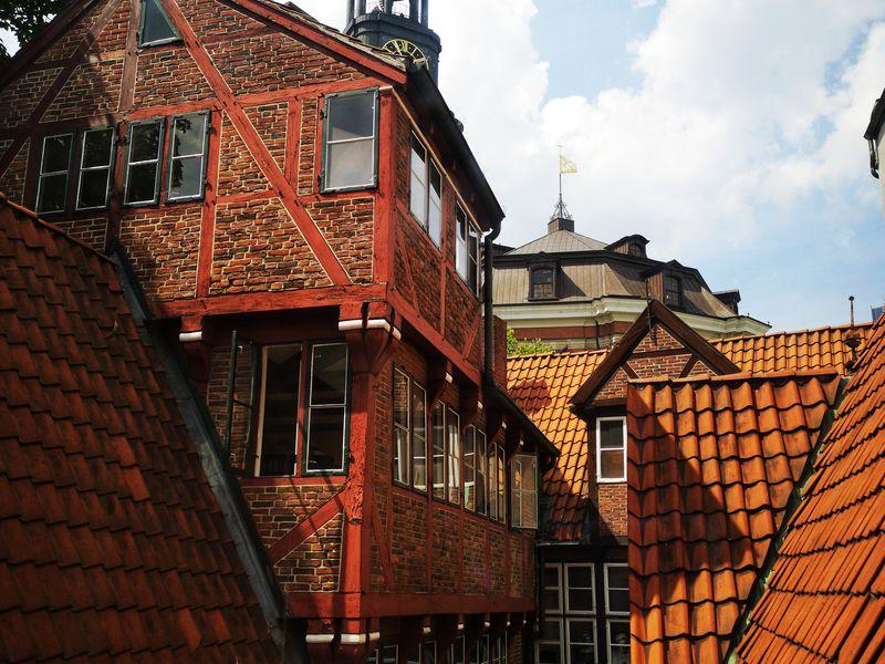 Гамбург— город свободы ивольного ветра