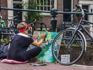 Любимый квартал амстердамцев: Йордан