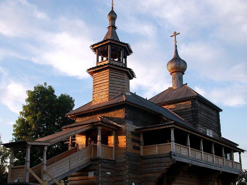 Экскурсия Боровский край в шести веках