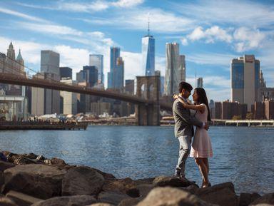 Фотосессия в сердце Нью-Йорка