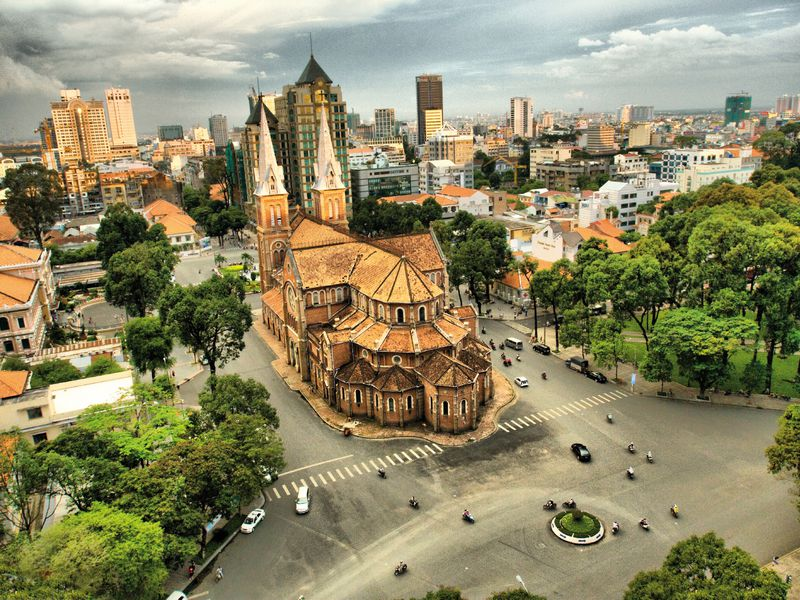 Сайгон вьетнам картинки