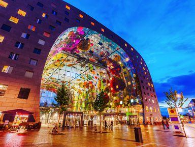 Экскурсия в Роттердаме: На «ты» с Роттердамом