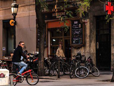Барселона на велосипеде: от готики до современности