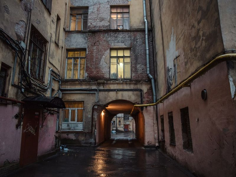 Экскурсия Неформальный Петербург