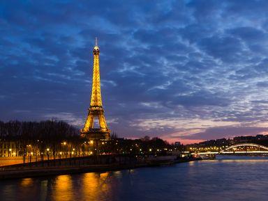 Обзорная экскурсия «Один день в Париже»