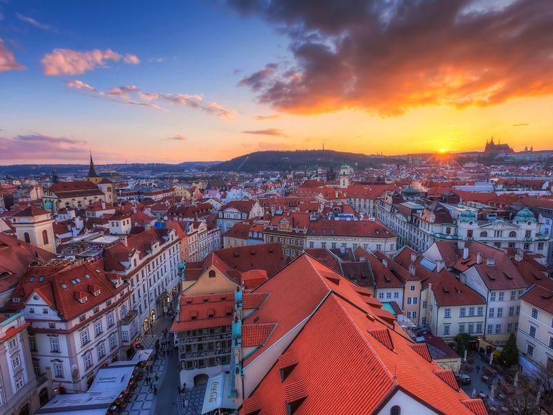 Экскурсия Узнать Старую Прагу за 2 часа
