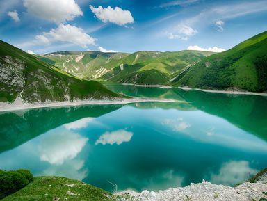 Из Грозного — на высокогорное озеро Кезеной-Ам!