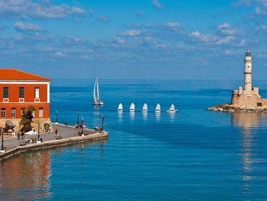 Очарование западного Крита