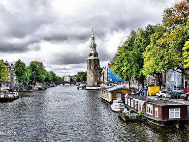 Нетуристический Амстердам