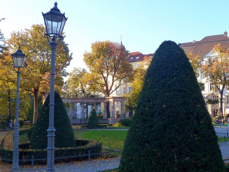 Неизведанный Берлин: прогулка по Шёнебергу