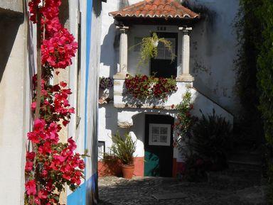 Такая разная Португалия: Келуш, Обидуш, Назаре, Алкобаса